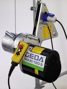 Byggspel GEDA Maxi 120 S / 120 kg