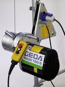 Byggspel GEDA Maxi 150 S / 150 kg