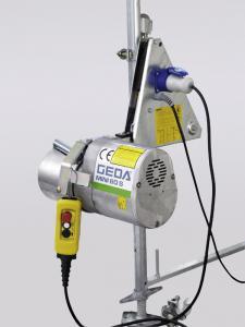 Byggspel GEDA Mini 60 S / 60 kg