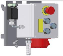 Elektromodul för GEDA Multilift och GEDA PH