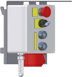 Elektromodul för kranhiss GEDA 2PK