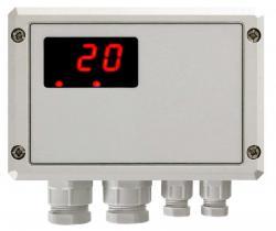 Temperaturreglering