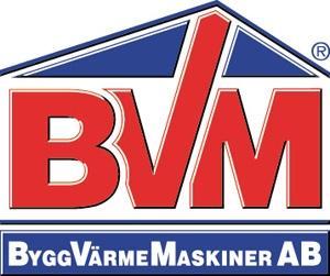 BVM Byggvärmemaskiner AB