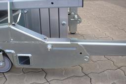 Utfällt stödben på nya Alp-Lift Montage LM S4
