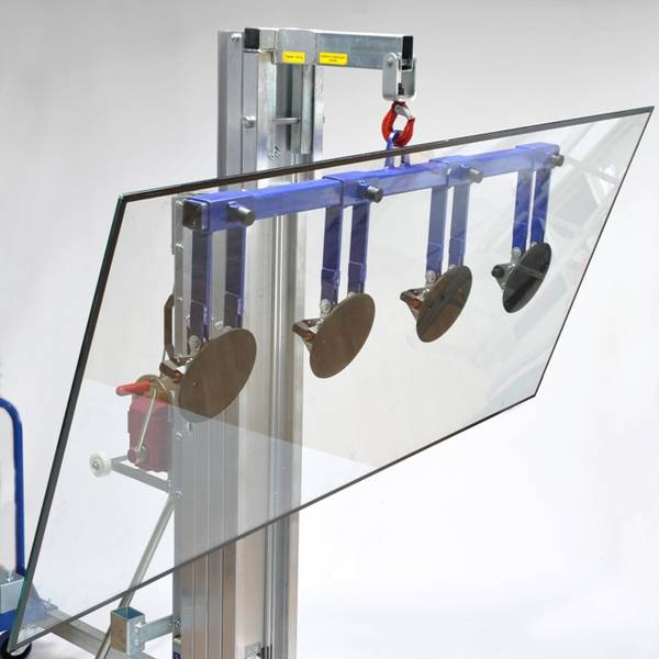 Alp-Lift vakumsug för glas