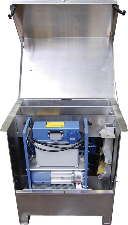 Transportbox för motorpaket GEDA Lift